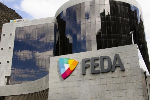 Vista de la seu central de FEDA.
