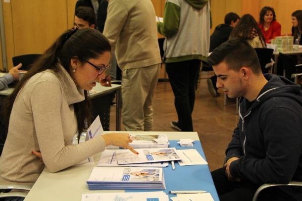 El Fòrum Estudiants-Empresa renova ubicació i proposa més activitats