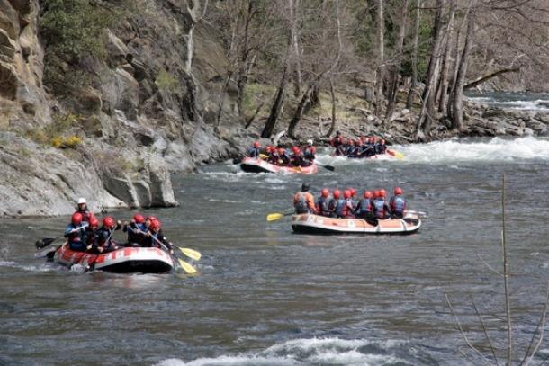 Les empreses de turisme actiu i esports d'aventura han tingut un nivell de contractació del 70%.