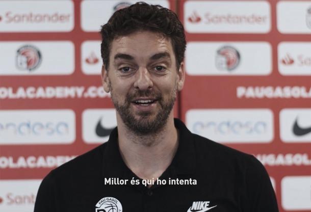 Special Olympics/ Pau Gasol