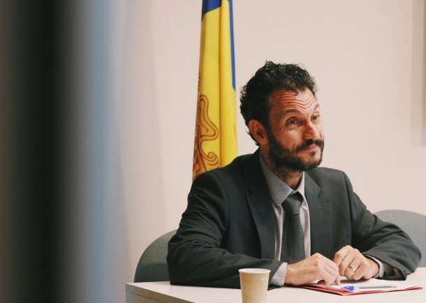 El primer secretari del PS, Gerard Alís.