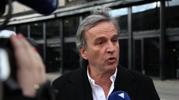 Eusebi Nomen, candidat d'Andorra Sobirana a cap de Govern.