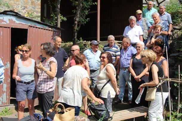 Escaldes-Engordany dona per inaugurats els horts socials de la parròquia Escaldes-Engordany dona per inaugurats els horts socials de la parròquia