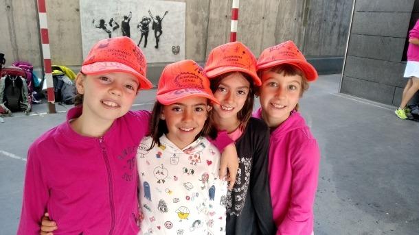 Participants en una de les darreres edicions de les activitats estiuenques a la Massana.