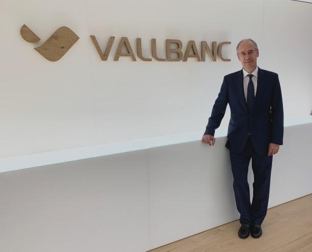 José Luís Dorado, nou director general de Vall Banc.