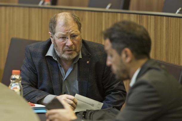 El conseller socialdemòcrata Jordi Font.