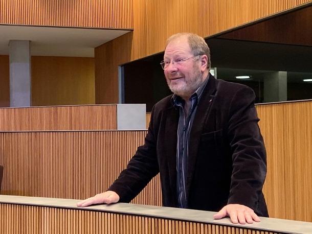 El conseller general socialdemòcrata Jordi Font.