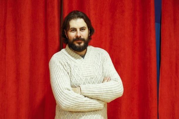 El guionista i director de la sèrie, Juanma Casero.