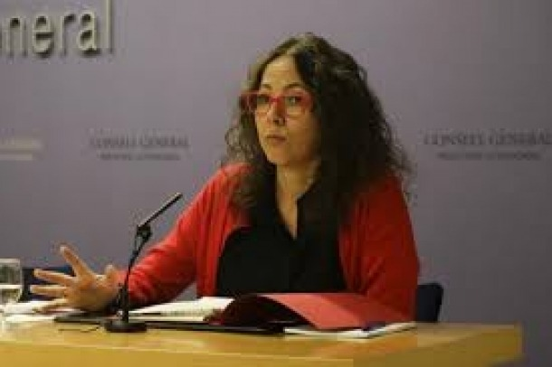 Judith Salazar.