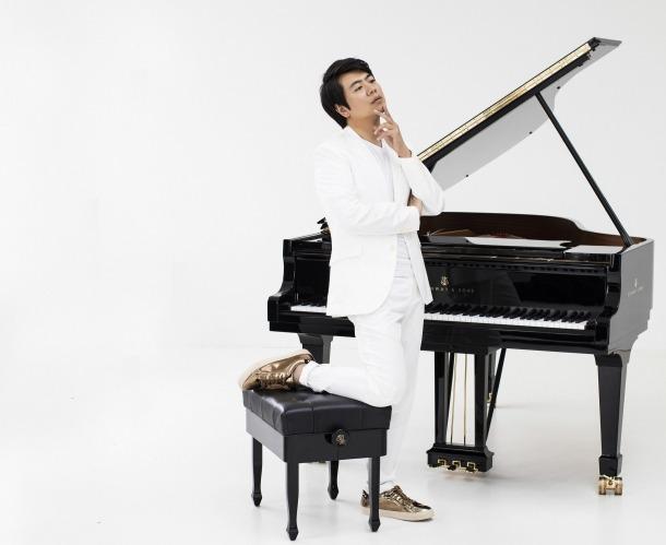 El pianista xinès Lang Lang havia d'actuar el 29 de març al Centre de Congressos de la capital.