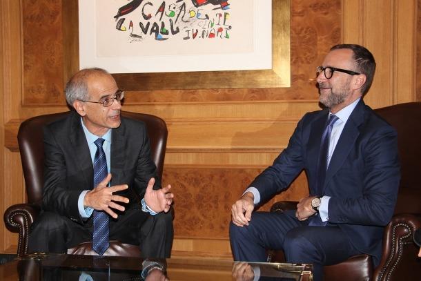 Martí es reuneix amb els ambaixadors de Canadà, Estats Units i Israel Martí es reuneix amb els ambaixadors de Canadà, Estats Units i Israel