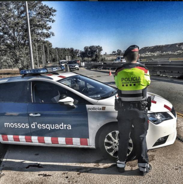 Detingut un jove de Sant Julià per conduir drogat