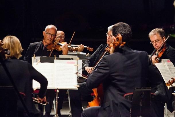 L'ONCA porta 'L'emoció dels clàssics' al festival de Santa FlorentinaL'ONCA porta 'L'emoció dels clàssics' al festival de Santa Florentina