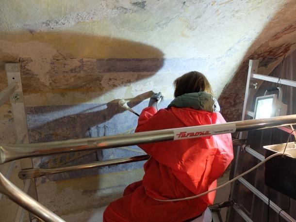 La càpsula de dimarts estarà dedicada a Oromí, autor de les pimtures ació de les pintures murals de l'església parroquial de Sant Serni de Canillo.