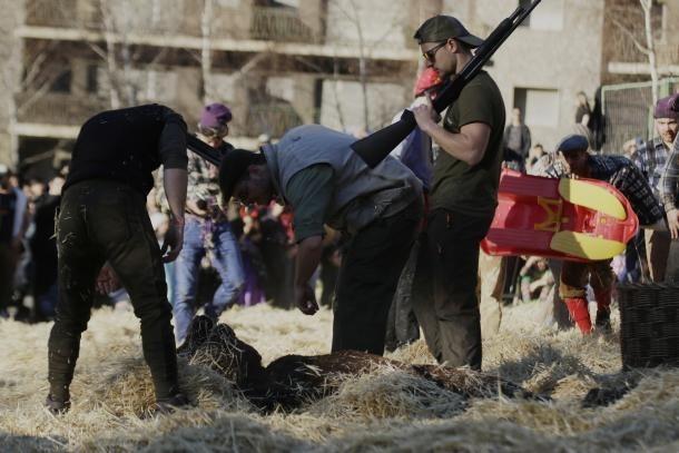 L'últim Ball de l'Ossa, que es va celebrar a finals de febrer, just abans de l'emergència sanitària.