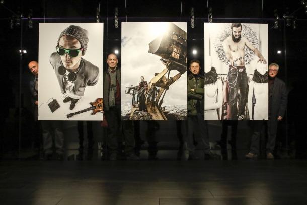 Andorra, Escaldes, exposició, fotografia, Artalroc, Aguareles, retratsmusicsandorra, Verdaguer, Casahuga, Otero
