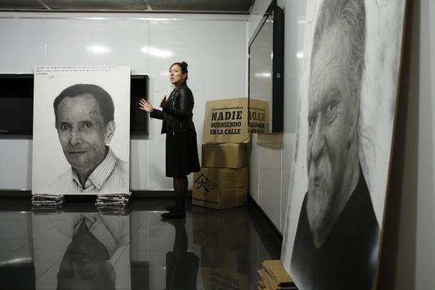 Andorra, Museu del Tabac, Vides inacabades, sensesostre, Fundació Arrels, Miguel Fuster, 15 años viviendo en la calle