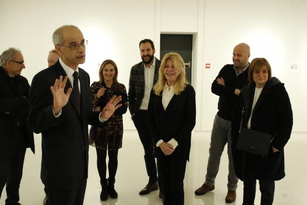 Andorra, museu Thyssen, Carmen Cervera, baronessa Thyssen, Toni Martí, Trini Marín, Guille Cervera