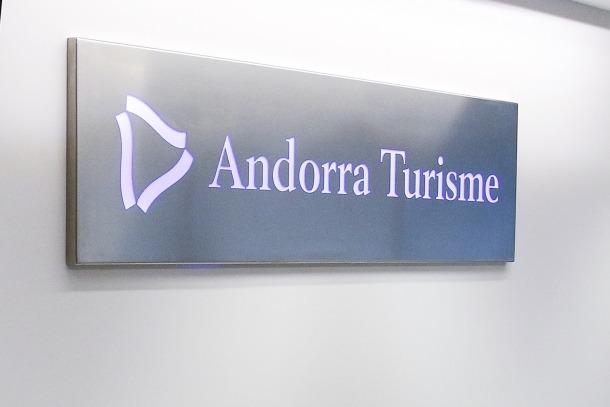 Les dependències d'Andorra Turisme.