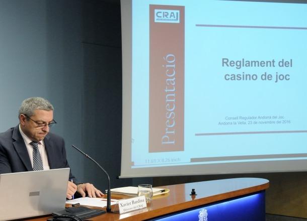 Es permet un ampli catàleg per al casino amb 14 modalitats de joc