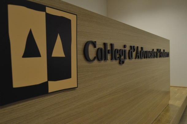 El Col·legi d'Advocats ha atès 289 consultes gratuïtes durant el 2016