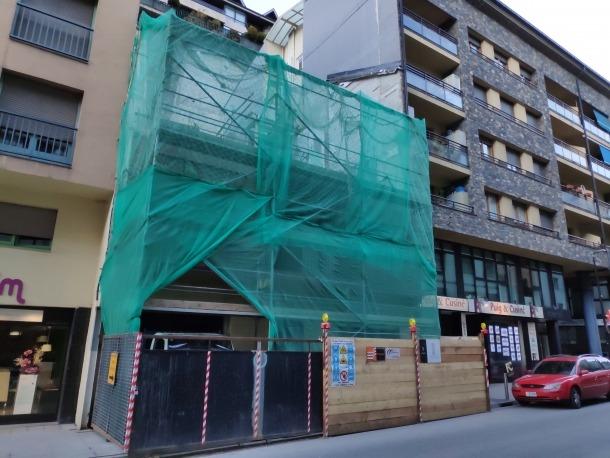 L'obra visada l'any passat fa referència principalment a habitatges plurifamiliars.
