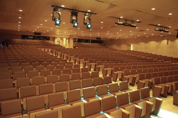 El Centre de Congressos va facturar 90.642 € per 142 actes l'any passat