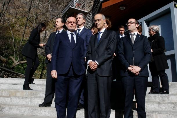 Andorra, Mònaco i San Marino reforcen l'estratègia de negociació