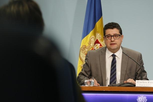 El PS demanarà que Fiñana torni a comparèixer a la comissió BPA