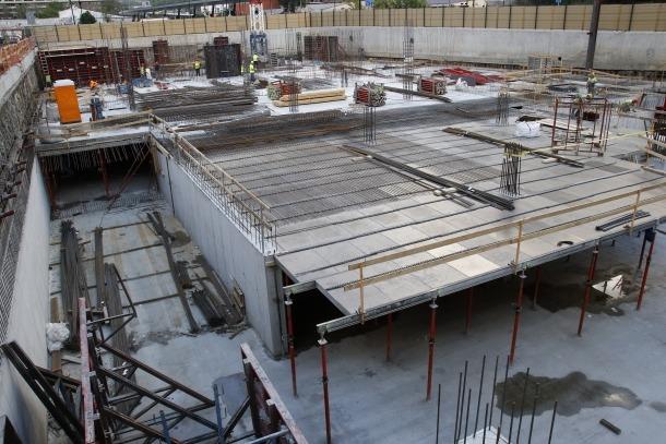 La construcció queda per sota de les expectatives el primer semestre