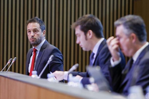 Pere López va retreure a DA la manca de suport a l'esport de base.