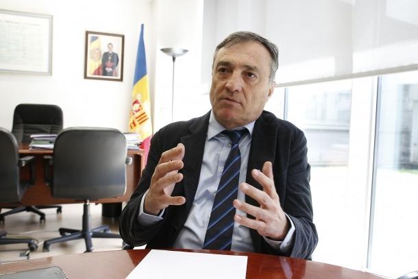 El raonador del ciutadà, Marc Vila, rep una queixa diària de llogaters als quals volen incrementar-los el preu de l'habitatge.