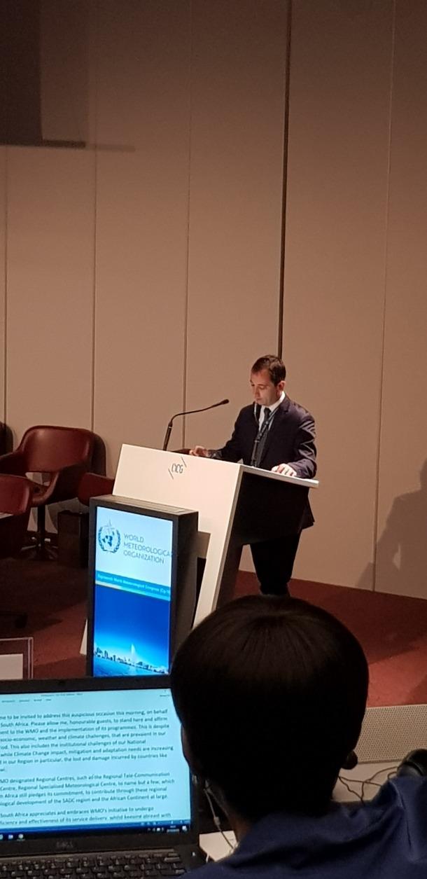 Andorra es presenta a Ginebra com a nou membre de l'OMM