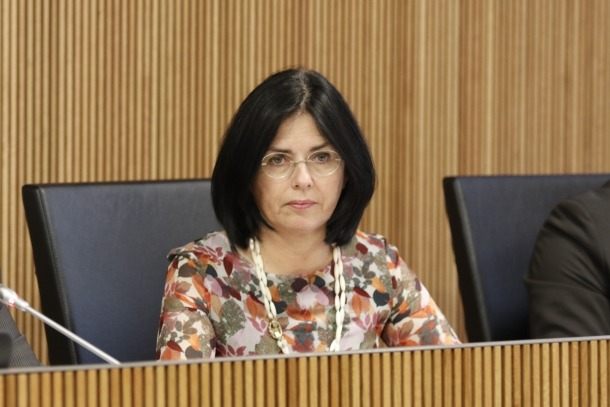El Govern respon davant el ple pel cas de la consellera demòcrata Meritxell Mateu