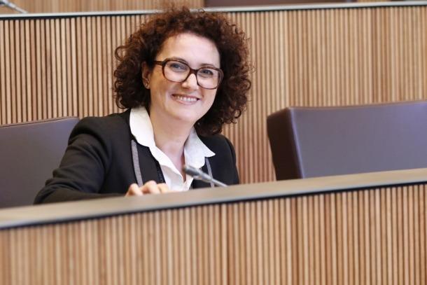 Judith Pallarés demana sobre la contaminació d'Aigües d'Arinsal