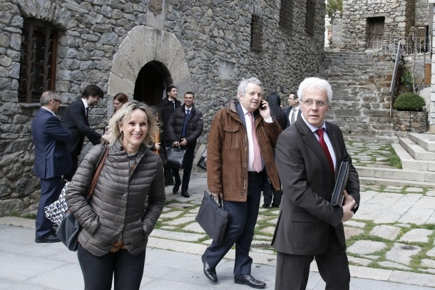 Les reunions amb San Marino i Mònaco suspeses fins l'any vinent