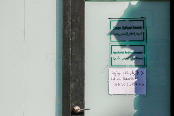 Les autoritats ofereixen protecció als musulmans per possibles atacs