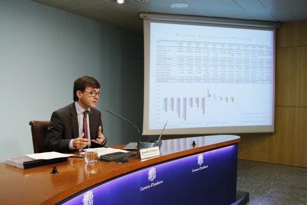 El Govern té pendent de cobrar 33,7 milions d'euros en taxes i impostos