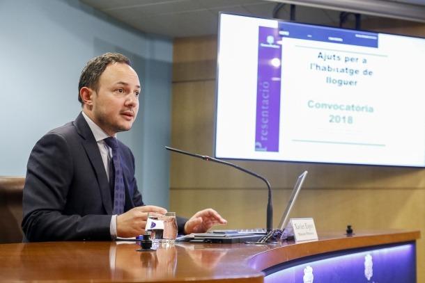 El ministre d'Afers Socials, Justícia i Interior, Xavier Espot, va exercir ahir de portaveu de l'executiu en absència de Jordi Cinca.