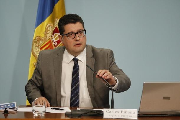 El Govern reitera el suport a Fiñana després de la querella dels Cierco