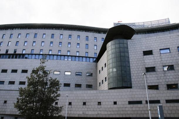Les instal·lacions de l'hospital Nostra Senyora de Meritxell.