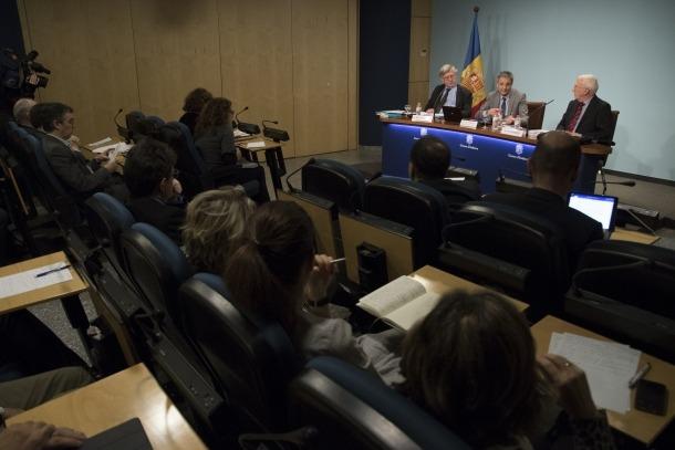 Andorra vol reforçar el paper del comitè mixt en el marc institucional