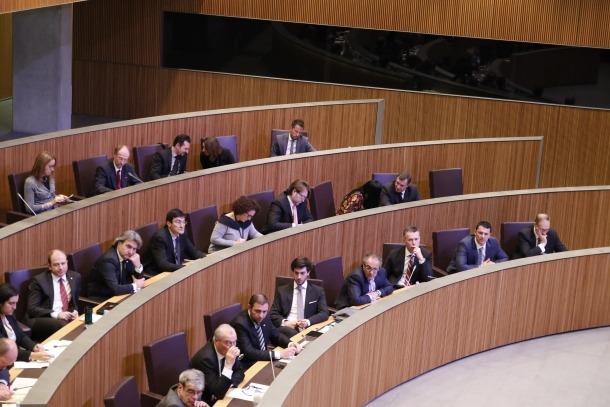 Indignació entre l'oposició per la indemnització del SAAS a Quirze Font
