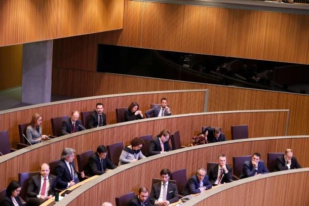 """L'oposició considera """"oportunista"""" i """"innecessari"""" el nou pacte d'Estat"""