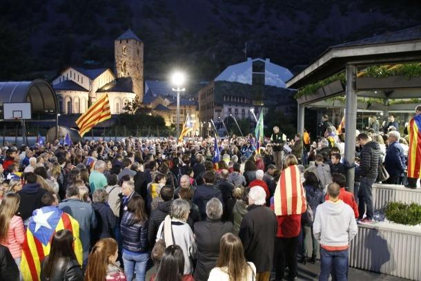 Cinca admet la preocupació pel cas català i demana no esgotar el diàleg