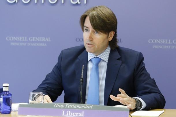 Naudi critica que Andorra Turisme gasti 23 milions sense firma de Camp