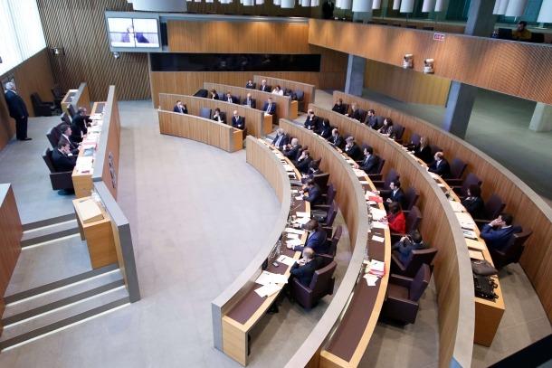 El ple del Consell General haurà de decidir si pren o no la proposició de llei sobre els comuns del PS en consideració.