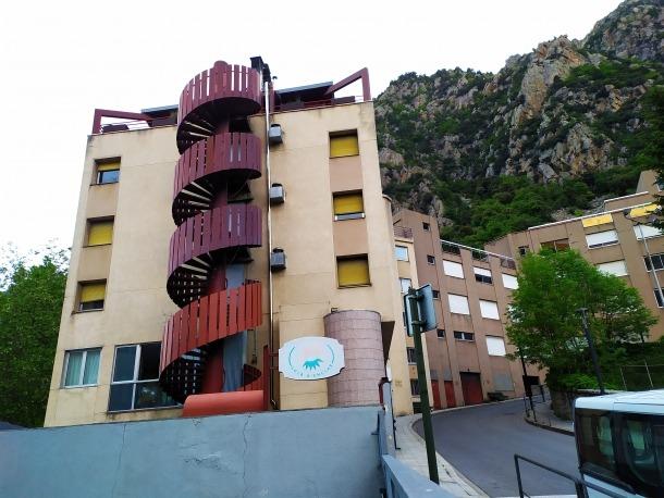 El Centre Residencial d'Educació Intensvia està projectat instal·lar-se a l'antiga residència del Solà d'Enclar.
