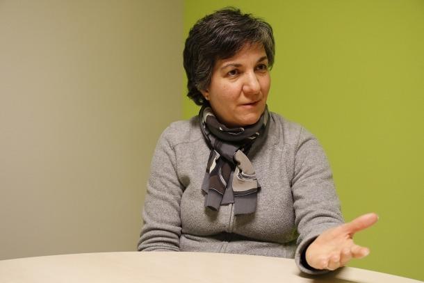 La consellera de PS+I Cèlia Vendrell.