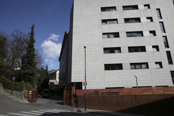 La residència sociosanitària El Cedre.